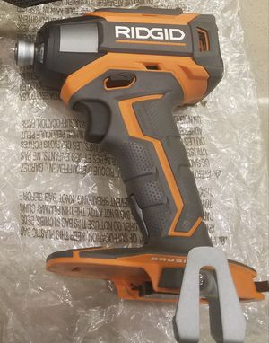 NEW RIDGID IMPACT DRIVER for Sale in Phoenix, AZ