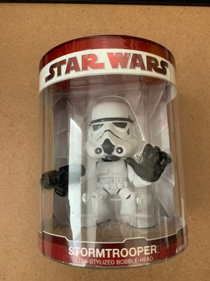Storm Trooper Funko Bobblehead Star Wars for Sale in San Diego, CA