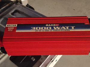 Power inverter 3000 for Sale in Port St. Lucie, FL