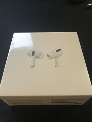Brand new sealed Apple AirPod Pros headphones for Sale in Los Angeles, CA