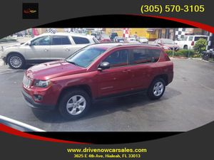 2015 Jeep Compass for Sale in Hialeah, FL