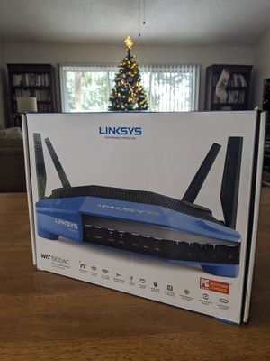 Linksys WRT AC1900 Dual-Band Wi-Fi Router for Sale in Oviedo, FL