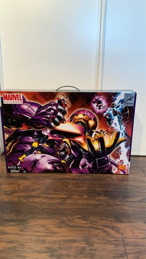 "2011 Hasbro Marvel Universe X-Men SDCC SENTINEL 16"" Inch Action Figure NIB for Sale in Poway, CA"