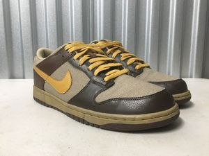 Nike Dunk Low 6.0 Brown Shoes for Sale in Spanish Flat, CA