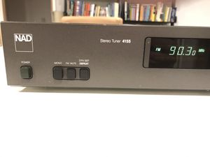 NAD Stereo Tuner 4155 for Sale in Seattle, WA