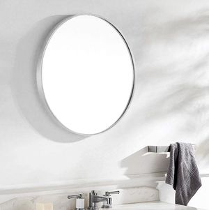 Brand new large 31.5 in diameter round / circular wall mirror for Sale in Peoria, AZ