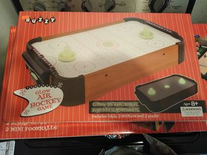 Buzzy's mini tabletop air hockey for Sale in Tulsa, OK