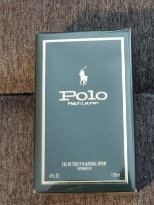 "FIRM $69.00 ""POLO GREEN CLASSIC"", BY RALPH LAUREN, 4.0 OZ, EAU DE TOILETTE FOR MEN for Sale in Manor, TX"
