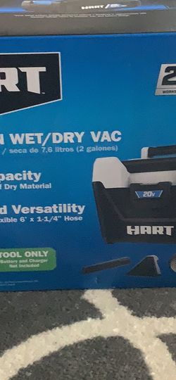 Hart Wet/Dry Vaccum for Sale in Kennewick,  WA