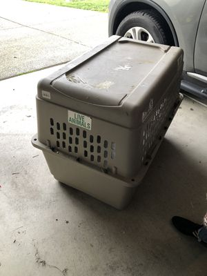 Xtra large kennel dog. used, very solid. for Sale in Spanaway, WA