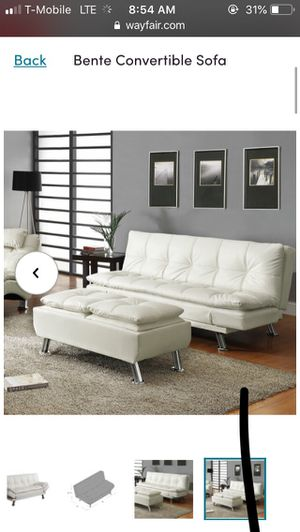 Premium white couch for Sale in Atlanta, GA