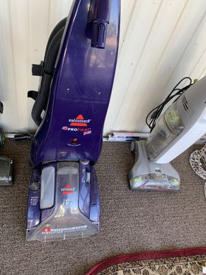 Bissell proheat carpet cleaner $55 for Sale in Hemet, CA