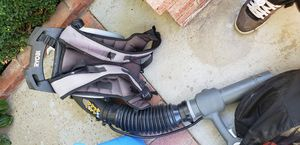Ryobi gas power leaf blower with backpack for Sale in Santa Clarita, CA