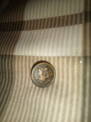 World war 1 army jacket button for Sale in Orland, CA