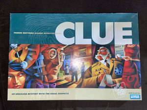 Clue Board game 1996 Edition for Sale in Whittier, CA