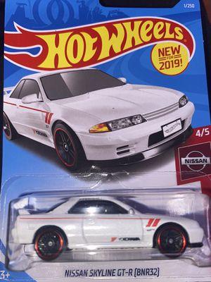 HOTWHEELS Nissan Skyline GTR R32 for Sale in Cypress, CA