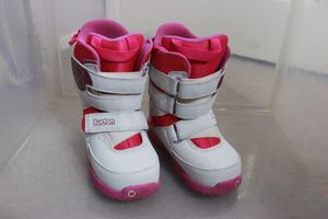 Burton Snow boots kids size 1 girls for Sale in North Las Vegas, NV