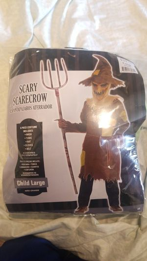 Scary Scarecrow Halloween costume for Sale in Los Angeles, CA