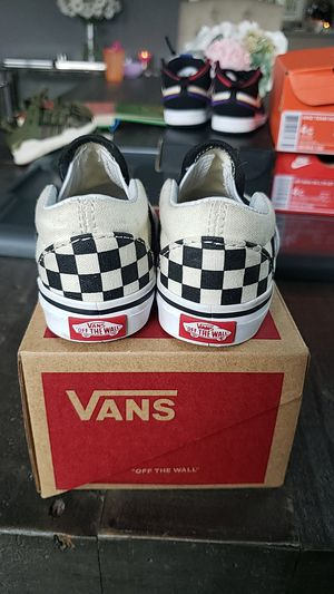 Checker VANS 4.0 for Sale in San Mateo, CA