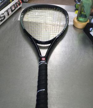 Wilson tennis Racket for Sale in Strathmore, NJ