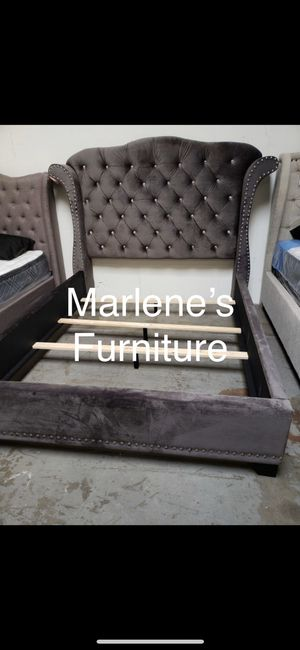 Queen Bed Frame Only for Sale in Banning, CA