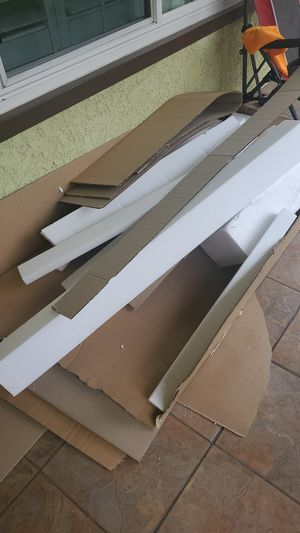 Free cardboard for Sale in Ontario, CA