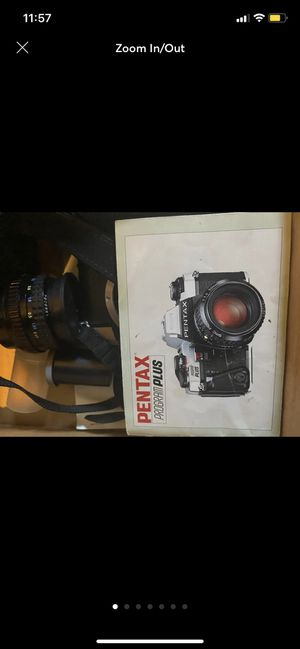 Pentax Camera for Sale in Pittsburgh, PA