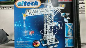 Eitech construction toy for Sale in Fort Lauderdale, FL