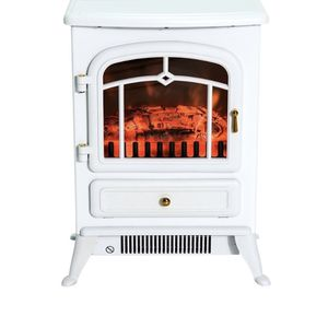 Homcom Electric Fireplace Heater for Sale in Tampa, FL
