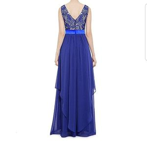 Long blue prom dress for Sale in Fort Myers, FL