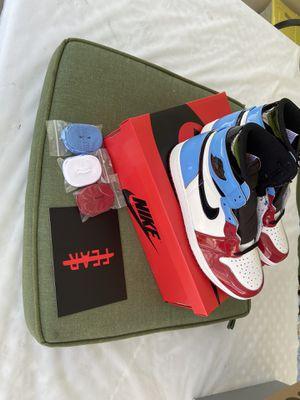 Jordan 1 Fearless BRAND NEW Size 9.5 for Sale in Fullerton, CA