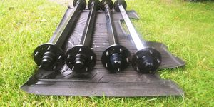 Axles for a small trailer build your own. for Sale in Chardon, OH