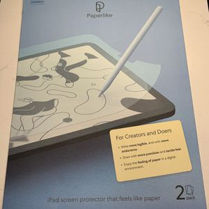 Paper-like Screen Protector (iPad 10.2 Inch) for Sale in Centreville, VA
