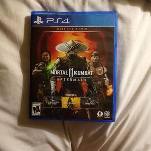 Mortal Kombat 11 Aftermath for Sale in Avondale, AZ