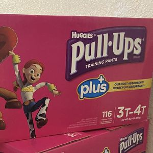 Huggies Pull-Ups for Sale in Los Angeles, CA