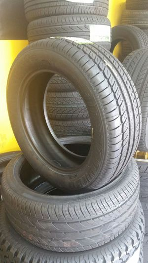 New trailer tire 2257515 10ply $65 installed for Sale in Eatonville, FL