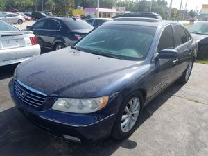 06 Hyundai azera for Sale in Daytona Beach, FL
