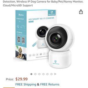 HD Smart Wifi Camera for Sale in Phoenix, AZ