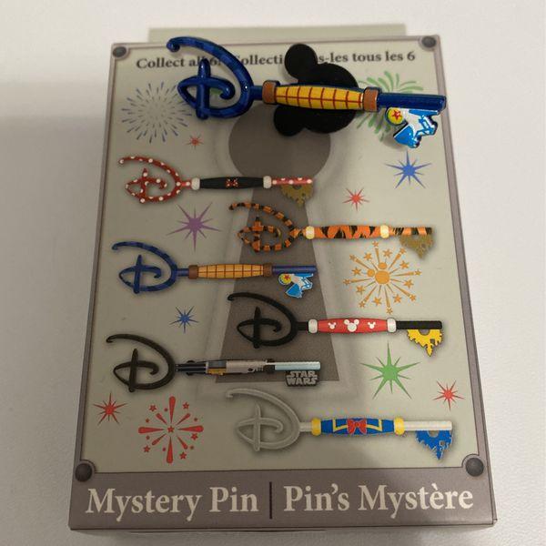 Toy Story Disney Store Key Pin- Mystery Series