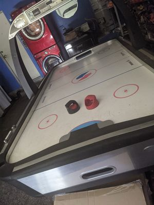 MAKE ME YOUR OFFER!!???Heavy duty hockey air hockey table for Sale in Ontario, CA