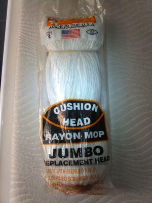 Jumbo mop head for Sale in Riverside, CA