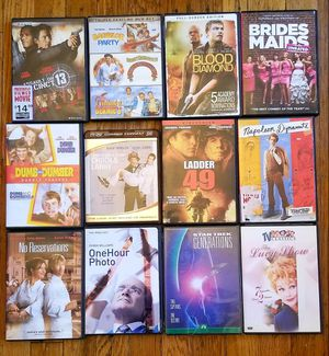15 Used DVD Movies for Sale in Denver, CO