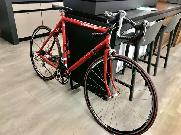 Cannondale road bike Shimano ultegra