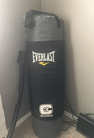 Punching Bag With Stand for Sale in Washougal, WA