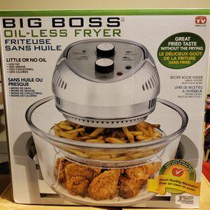 Big Boss Air Fryer for Sale in San Diego, CA