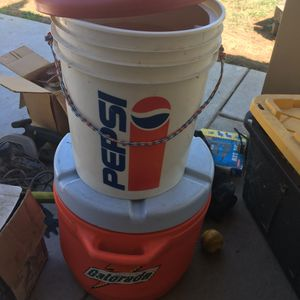 Coolers / ice chest for Sale in Fresno, CA