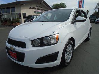 2015 Chevrolet Sonic LT Auto for Sale in Escondido,  CA