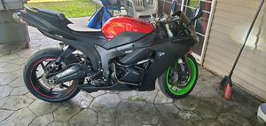 07 zx6r $3500 obo for Sale in Woonsocket, RI