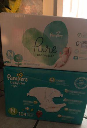 Newborn diaper deal for Sale in Palmetto Bay, FL