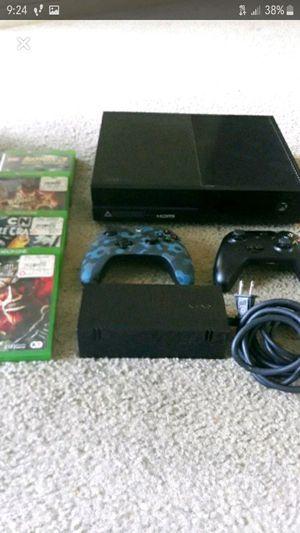 Xbox One 500GB for Sale in Sarasota, FL